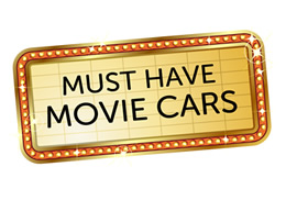 Must Have Movie Cars